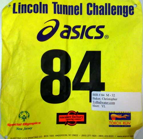 035 Lincoln Tunnel 5K: 19:24
