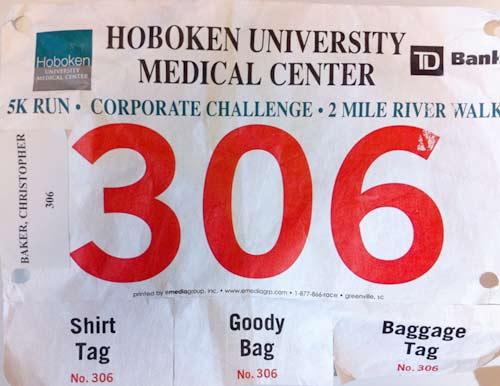 050 Hoboken UMC 5K: 17:37 – 3rd Place
